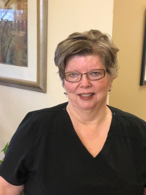 Our Charlottesville Dental Team includes Patsy
